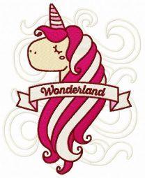 Unicorn from Wonderland