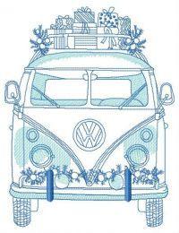Volkswagen bus