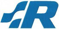 Volkswagen Racing logo machine embroidery design