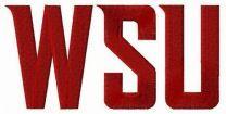 Washington State Cougars wordmark logo