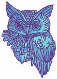 Wizard's owl