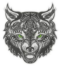 Wolfish grin 2