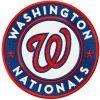 Washington Nationals Logo round