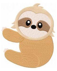 Koala free embroidery design