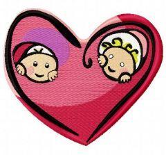 Cute little fairy 7 embroidery design