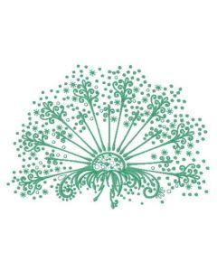 Dandelion 4 embroidery design