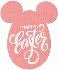 Disney Easter embroidery design