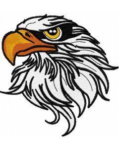 Eagle 12 embroidery design