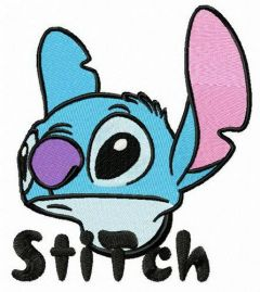 Experiment 626 embroidery design