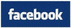 Facebook embroidery design
