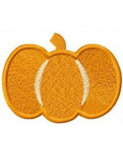 Halloween pumpkin 7 embroidery design
