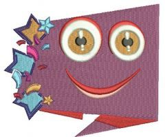 Happy birthday 4 embroidery design