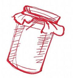 Jar 2 free embroidery design
