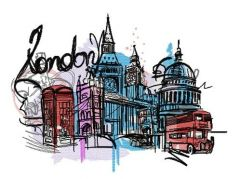 London 6 embroidery design