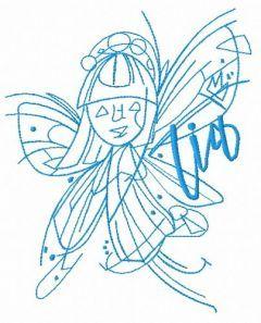 Nina Lia 3 embroidery design