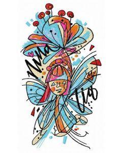 Nina Lia embroidery design