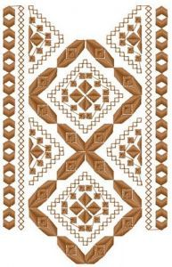 Pattern 2 embroidery design