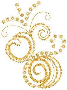 Pattern 4 embroidery design