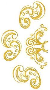 Pattern 5 embroidery design