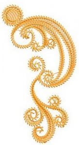 Pattern 9 embroidery design