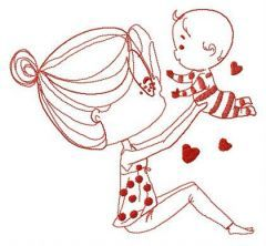 Priceless moments embroidery design