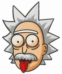 Rick Einstein embroidery design