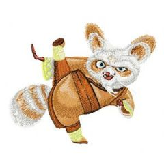Shifu embroidery design