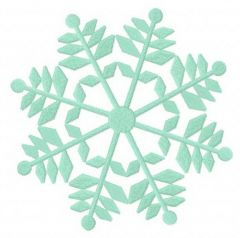 Snowflake 13 embroidery design