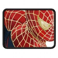 Spiderman 2 embroidery design