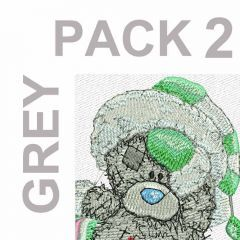 Grey pack 2 -10 designs embroidery design