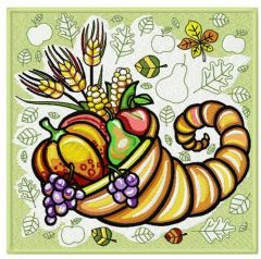 Thanksgiving day 5 embroidery design