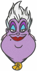 Ursula magic time embroidery design