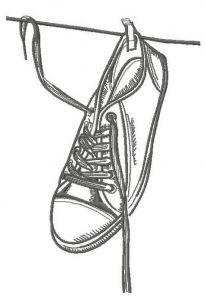 Wet gumshoes 3 embroidery design