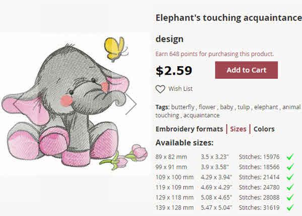 Дизайн машинной вышивки подходит для ваших пялец.